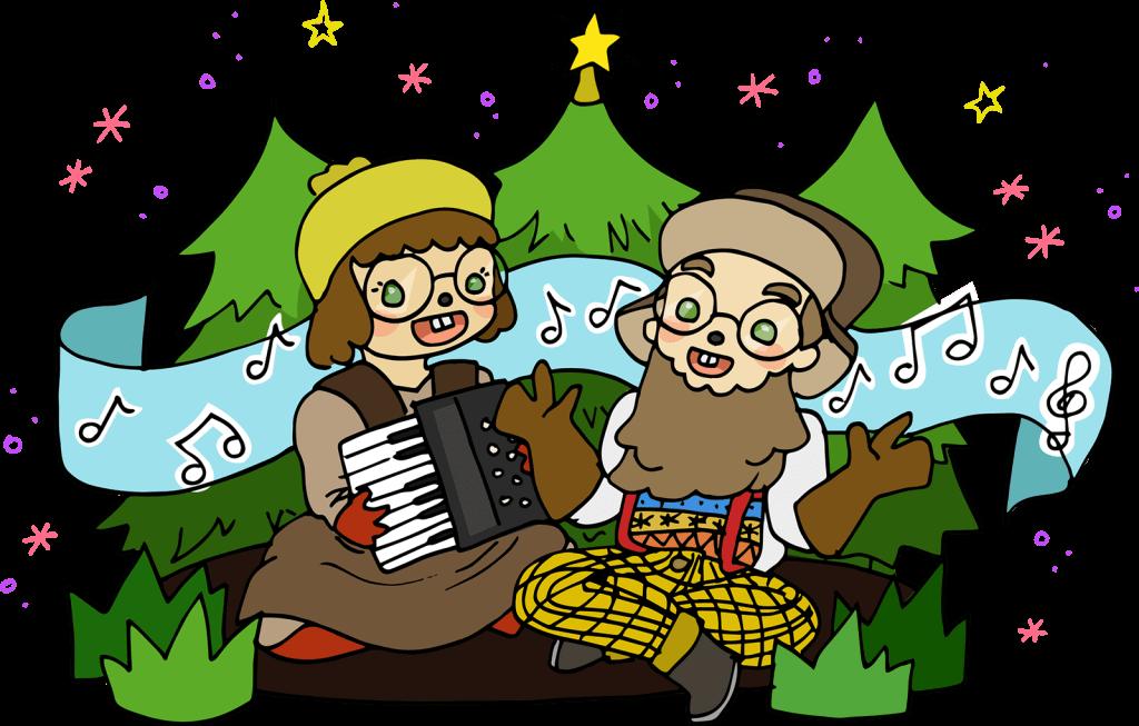 The Beavers | Winter Wonderland